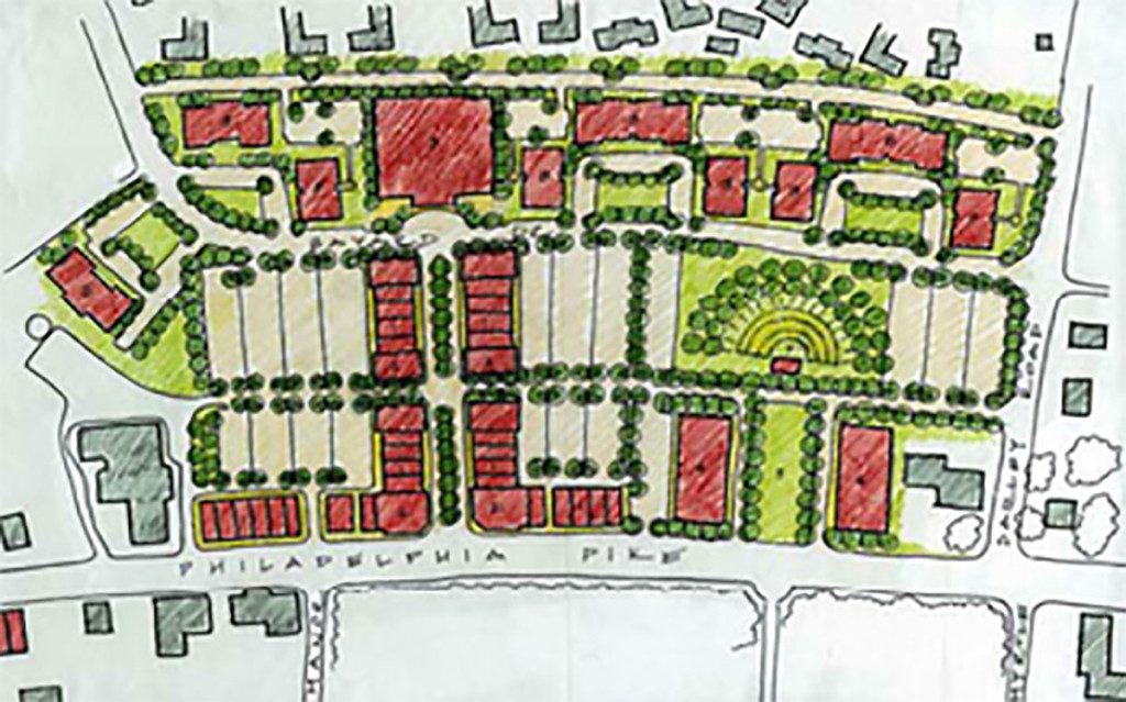 Claymont Redevelopment Plan