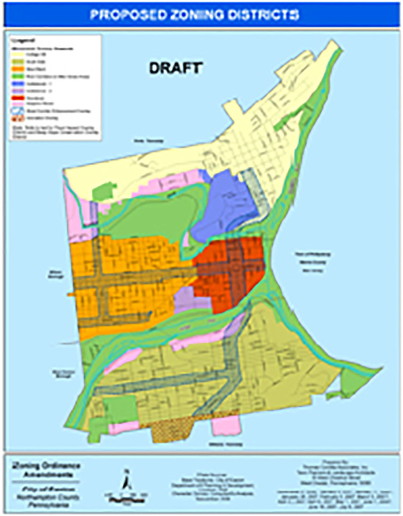 Comprehensive Zoning Ordinance Amendments