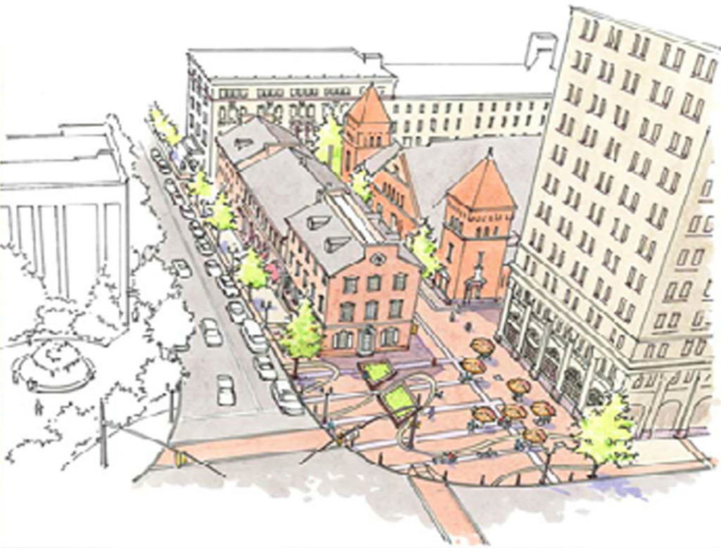 Lancaster Streetscape Improvements - Lancaster PA