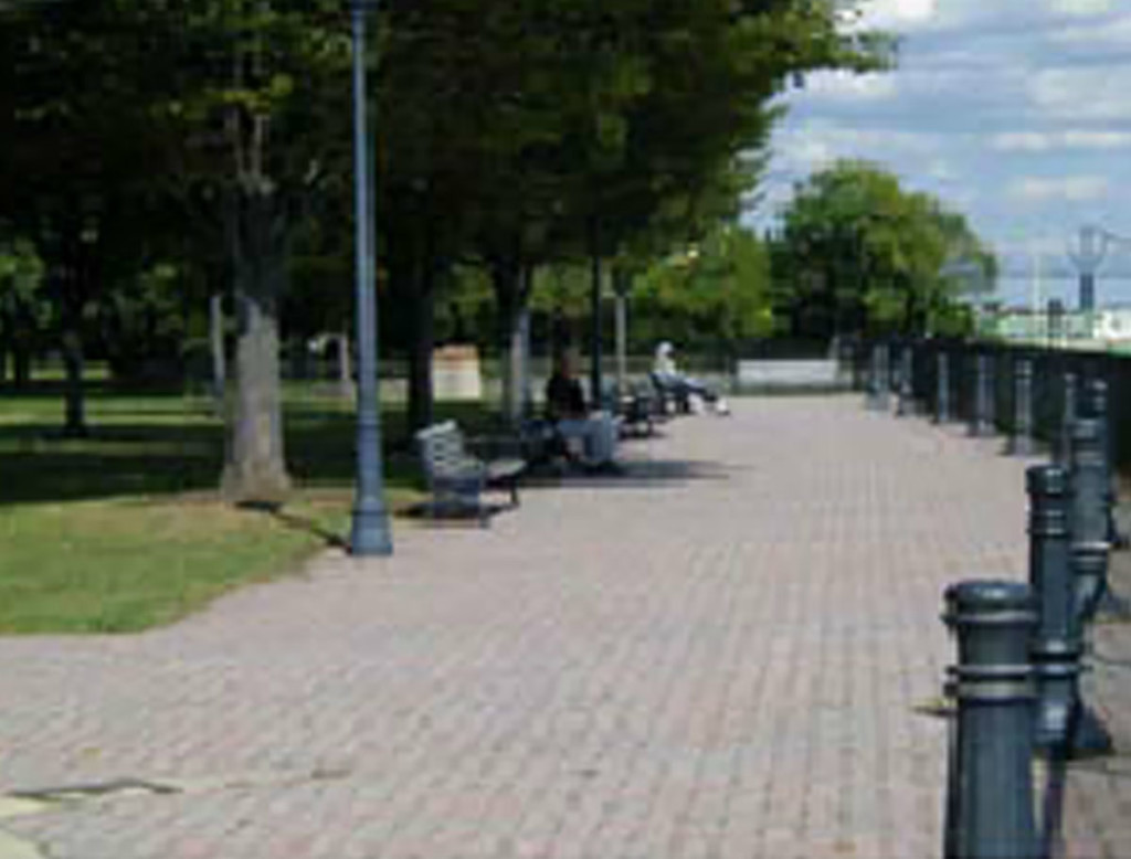 Market Square Memorial Park - Marcus Hook PA