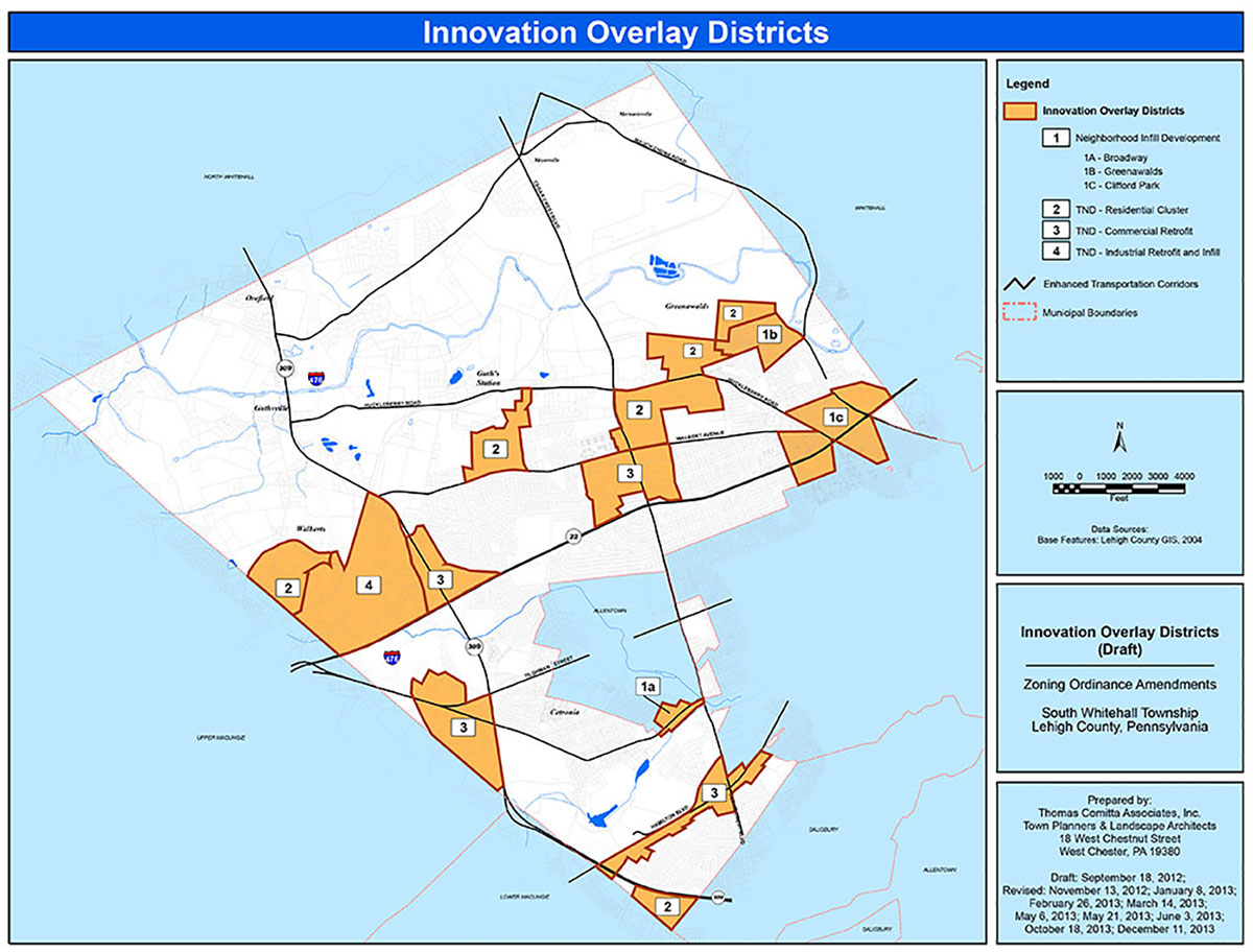 South Whitehall Township Comprehensive Plan