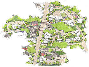 West Lampeter Village Renewal Project